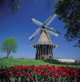 windmill Holland MI