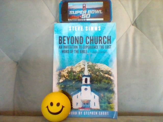 Beyond church Super Bowl