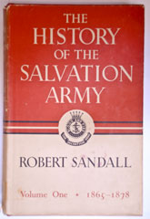 salvation army history volume 1