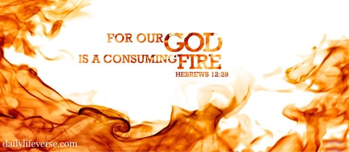 Image result for GOD'S FIRE
