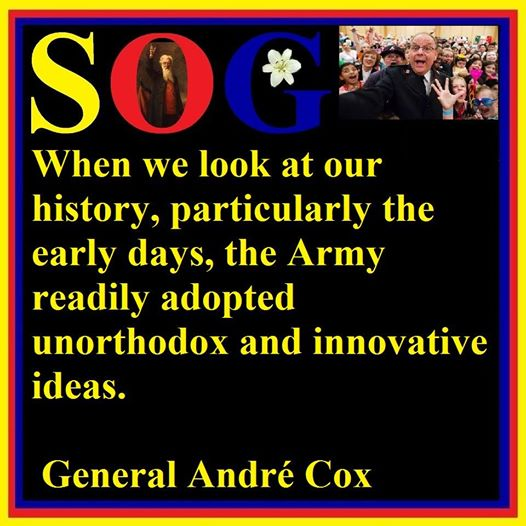 sog Andre Cox