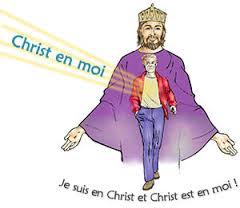 Je suis en Christ