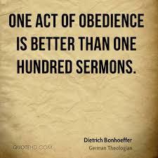 sermon quote F