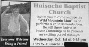 church gimmicks