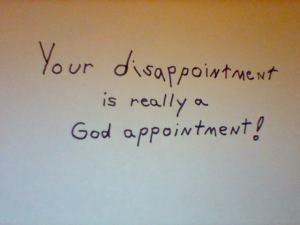 God appointment