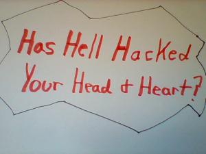Has hell hacked