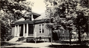 John Berry McFerrin house