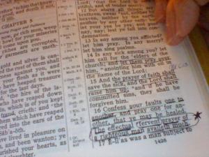 prayer Bible verse