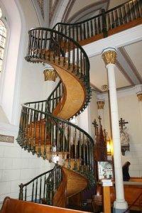 santa fe staircase