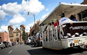 santa fe tours