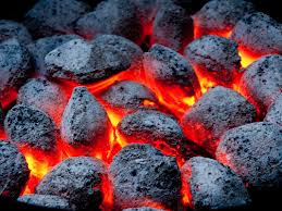 redhot coals