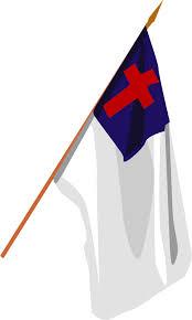 christian flag A