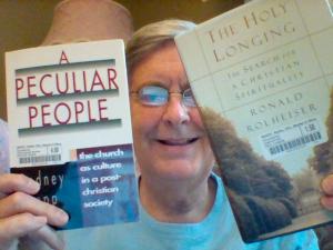 2 books & me