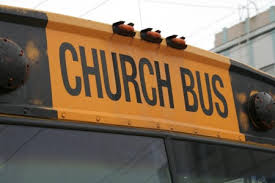 church bus