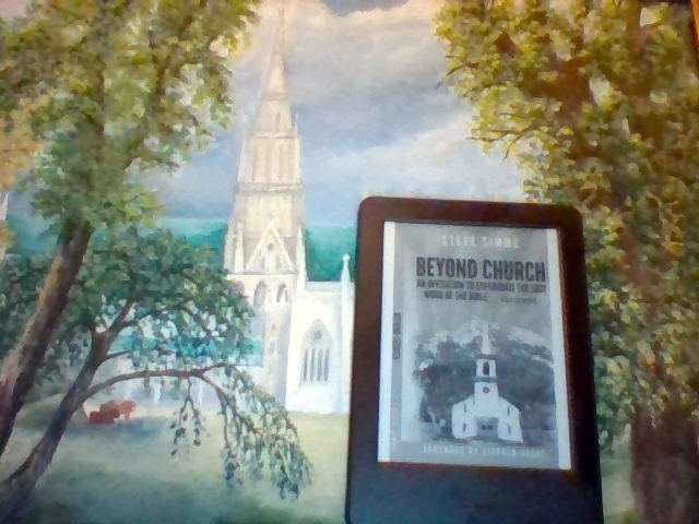 beyond church kindle