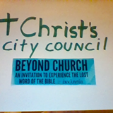 Christ's city council
