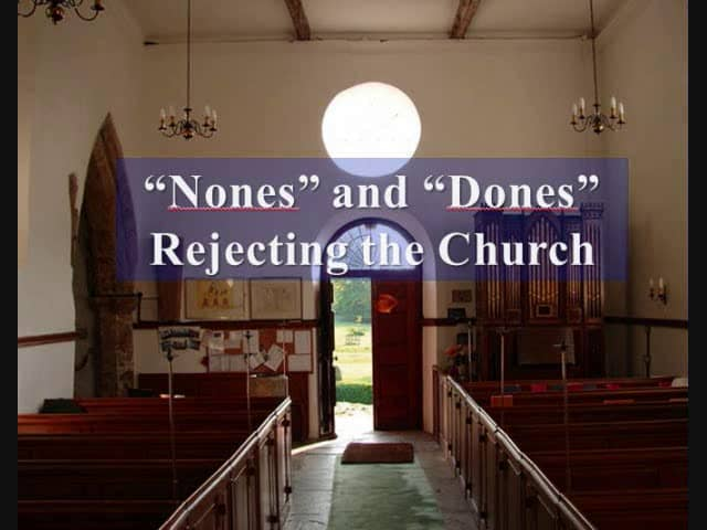 nones and dones