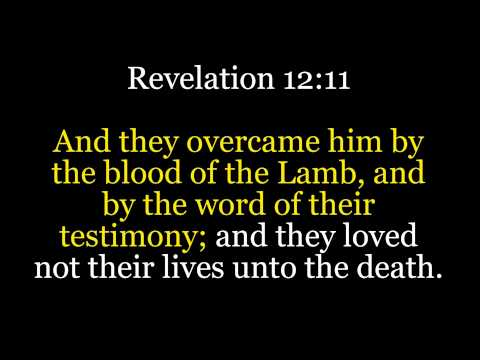 They overcame -- Revelation