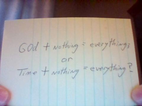 God formula