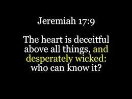 heart Jeremiah 17