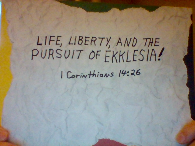 ekklesia life liberty