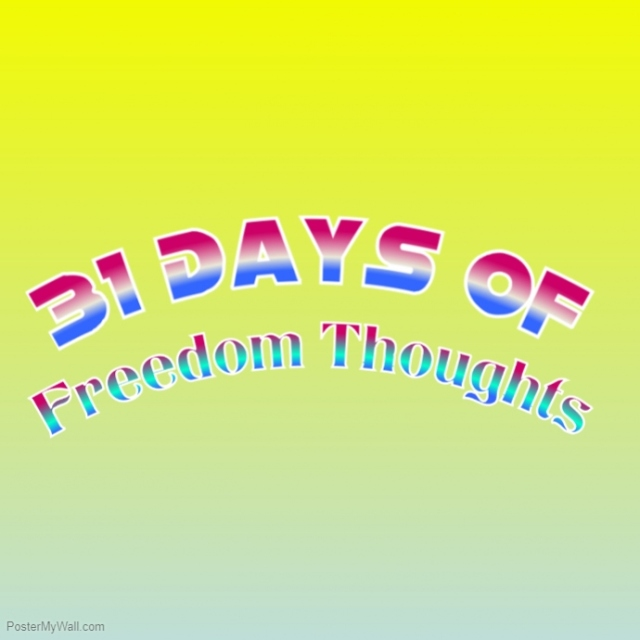 freedom thoughts
