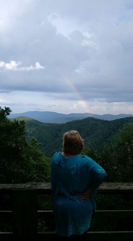 rainbow with ernie