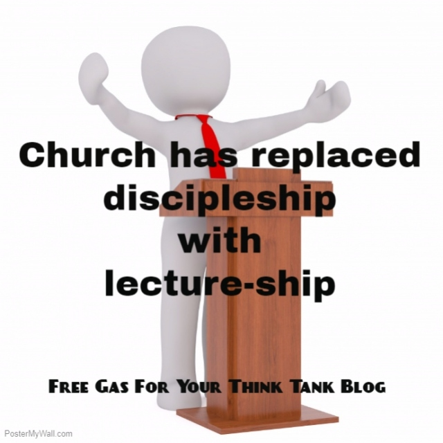 church lectureship