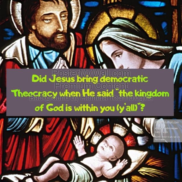 democratic Theocracy