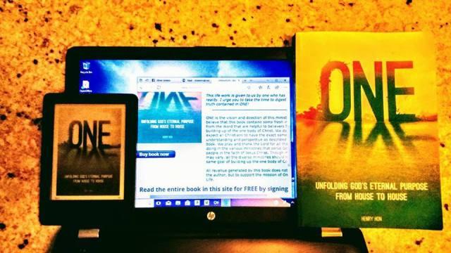 ONE THREE ways TO read ONE