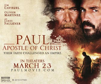 Paul Apostle Movie