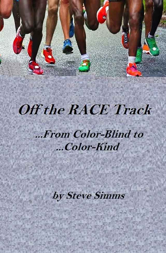 Off The Race Track cover Kindle