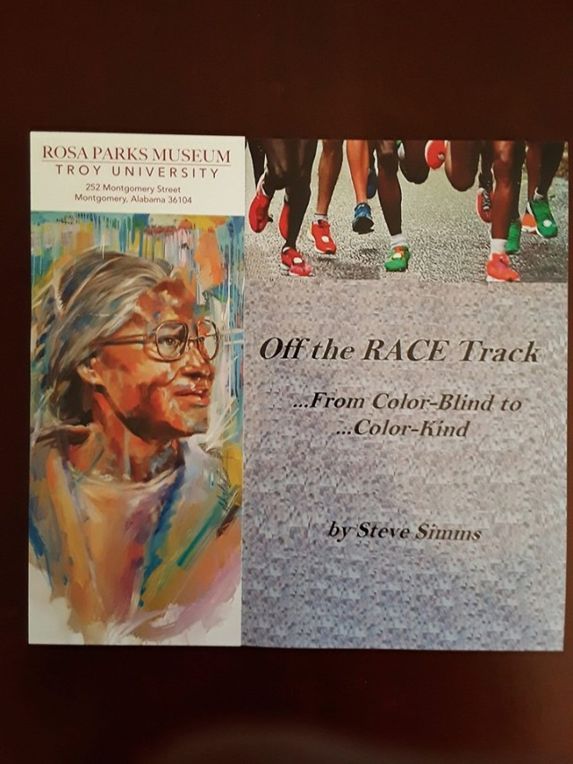 off the race track book rosa parks